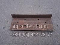 Башмак 2210А звена гусеницы ходовой части трактора С100,С 80