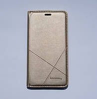 Чохол-книжка для смартфона Xiaomi Redmi Note 4x золота MKA