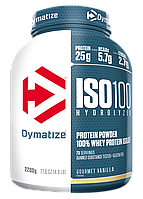 Dymatize ISO100 hydrolyzed 2200g, фото 1