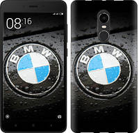 "Чехол на Xiaomi Redmi Note 4X BMW ""845c-951-9279"""