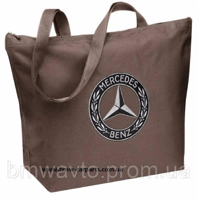 Cумка для покупок Mercedes-Benz Shopper, Brown