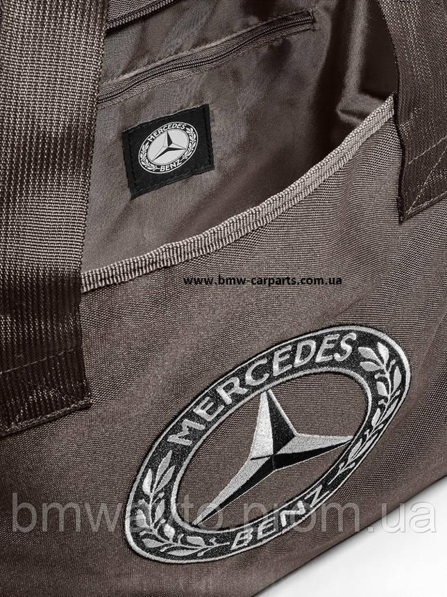 Cумка для покупок Mercedes-Benz Shopper, Brown, фото 2