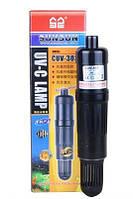 УФ-стерилизатор универсальный SunSun CUV-303, UV 3Вт