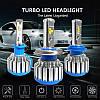 Автомобильные лампы LED Cnsunnylight H4 7000LM 6000K