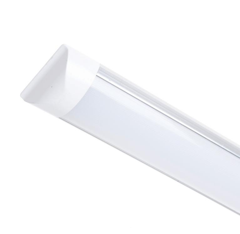Светодиодный LED светильник LAURA 36Вт 1200 mm 6400К 3000 Lm накладной (замена ЛПО 2*36)