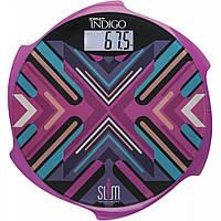 Весы напольные SCARLETT IS-BS35E601 (фуксия)