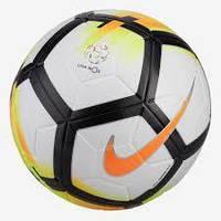 Мяч футбольный Nike, белый LP NK ORDEM-V SC3271-100