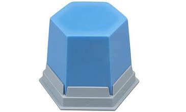 GEO фрезерный воск синий, опак, 75г Renfert (Ренферт)