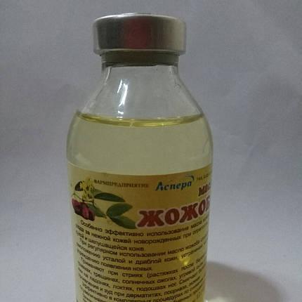 Масло жожоба-натуральне масло (100мл,Росія), фото 2