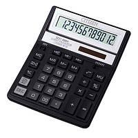 Калькулятор (Элемент питания и солнечная батарея питание) CITIZEN SDC-888XBK