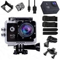 Экшн камера. Спортивная Action Camera Full HD A7. Полный комплект.
