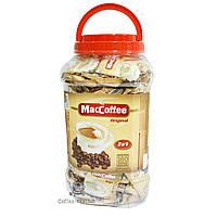 Кофейный напиток MacCoffee Original 3в1 (160 шт ) в банке