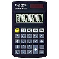 Калькулятор (Элемент питания и солнечная батарея питание) Daymon DH-202