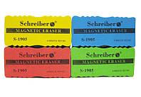 Губка для сухостираемых досок Schreiber магнитная S-1905