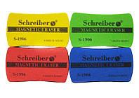 Губка для сухостираемых досок Schreiber магнитная S-1906