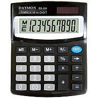 Калькулятор (Элемент питания и солнечная батарея питание) Daymon DS-310