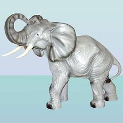Садовая фигура, скульптура для сада Слон