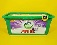 Ariel - Капсулы для стирки Лаванда 28 шт, фото 1