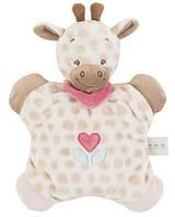 Nattou - Игрушка-подушка жираф Шарлотта, 24 см