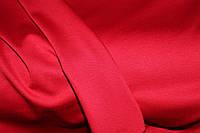 Ткань джерси красный классический не алый, фото 1