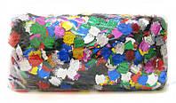 Конфетти Тортики №4, микс цветов 500гр. 8893