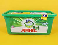 Ariel - Капсулы для стирки Горный родник 28 x 27г