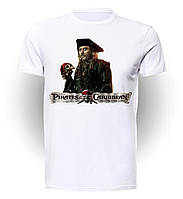 Футболка GeekLand Пираты Карибского Моря Pirates of the Caribbean Blackbeard P.01.02