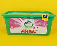 Ariel - Капсулы для стирки Touch of Lenor Fresh 28 шт, фото 1