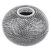 Скрепочница металл Шар 75х57мм Buromax серебро BM.6220-24