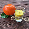 """Ароматная Массажная свеча """"Апельсиновый Рай"""" с натуральными маслами"""
