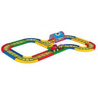 Игровой набор 51701 железная дорога, длина 3,1 м, Kid Cars, ТМ Wader