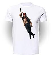Футболка GeekLand Пираты Карибского Моря Pirates of the Caribbean Jack P.01.01