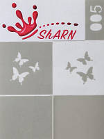 Трафареты для аэрографии Sharn №005