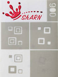 Трафареты для аэрографии Sharn №006