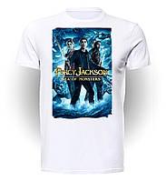 Футболка GeekLand Перси Джексон Percy Jackson percy poster PJ.01.02