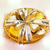 Подарочный набор из бомбочек для ванны ручной работы