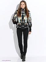 Гарна тепла зимова куртка Snowimage 136, Супер якість розмір М, L, XL, фото 1