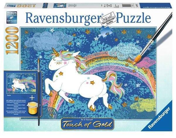"Пазл ""Единорог и радуга"" 1200 шт. Ravensburger (RSV-199327)"