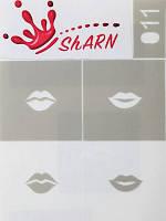 Трафареты для аэрографии Sharn №011