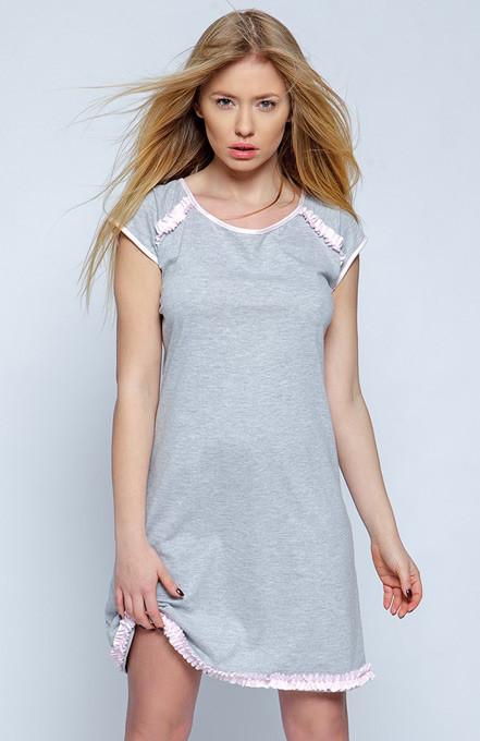 Ночная сорочка из хлопка высокого качества. Польша. Sensis Sisi