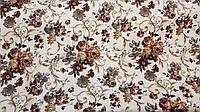 Флок гортензия new6 мебельная ткань Турция