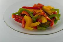Замороженные овощи и грибы