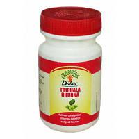 Трифала Чурна Дабур ( Triphla Сhurna Dabur ) очистка организма, желудочно-кишечный тракт, 120 г