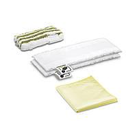 Комплект микроволоконных салфеток для ванны EasyFix, (4 шт.)