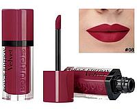 """Помада для губ """"Bourjois Rouge Edition Velvet Lipstick"""" (7.7ml) 08, 09, 10, 12, фото 1"""