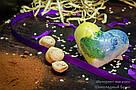 """Шоколадные конфеты ручной работы """"Сердце"""", 1 шт, 20 г., фото 5"""