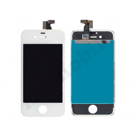 Дисплей для iPhone 4S + touchscreen, белый, копия