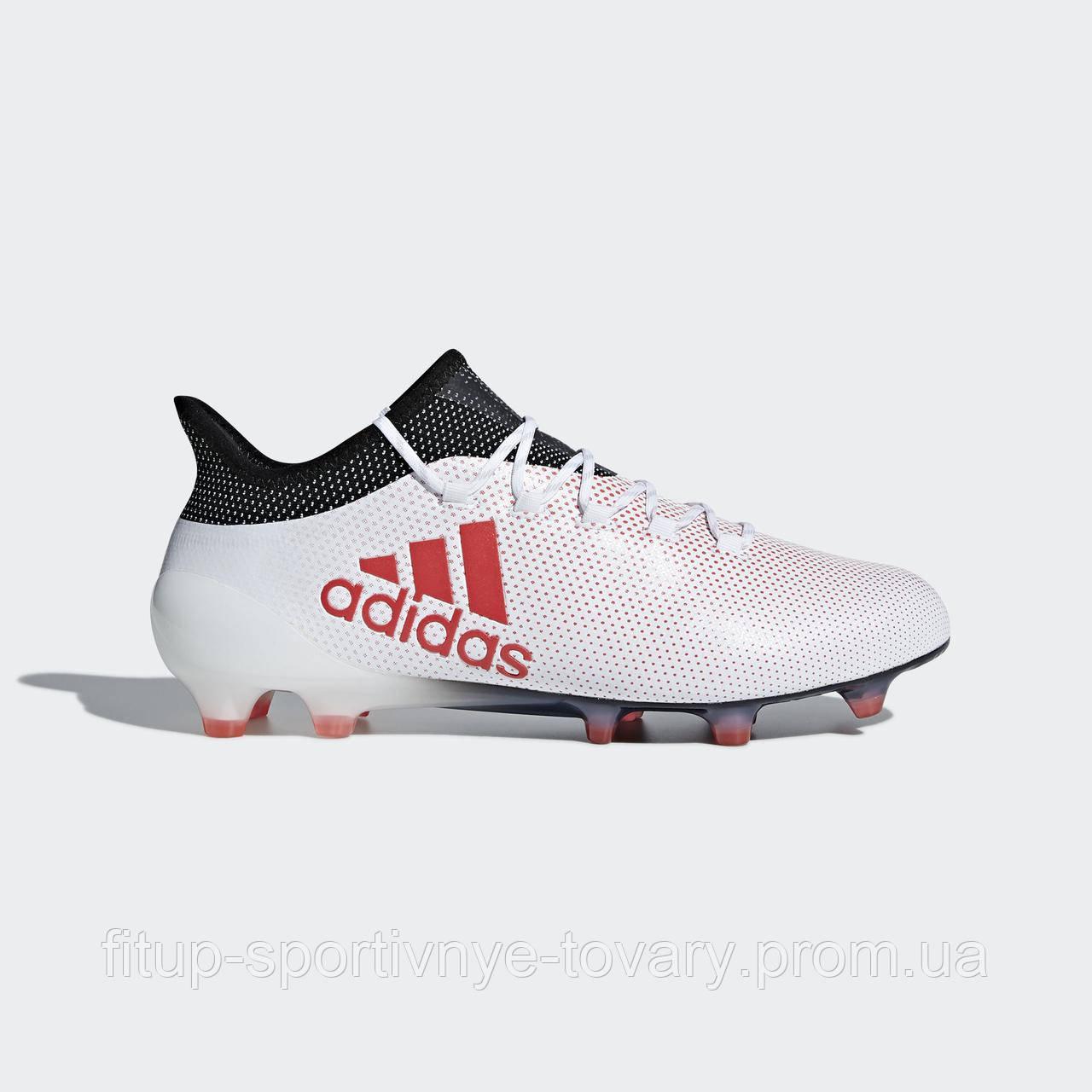 4acbbaf0 Бутсы Adidas X 17.1 FG CP9161, цена 6 490 грн., купить в Киеве ...