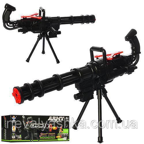 Оружие Автомат мягкие пули присоски орбизы, SY019A, 003461