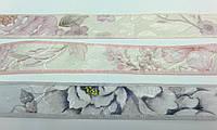 Лента тканевая с набивным рисунком 25 мм 570500 18,3